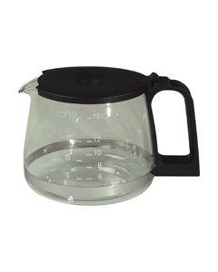 Koffiekan zwart koffiezetter universeel voor Braun 1970