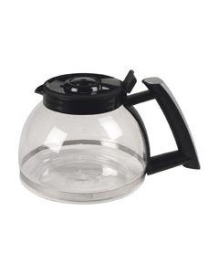 Koffiekan zwart koffiezetter origineel Delonghi 1983