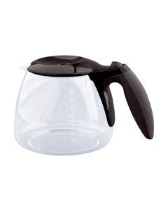 Koffiekan zwart grijs koffiezetter origineel Braun 2009
