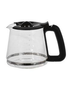 Koffiekan zwart DO414KT-GK  koffiezetter Domo 2300