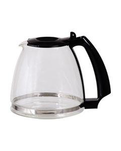 Koffiekan zwart 14 tassen  DO418K koffiezetter Domo 2301