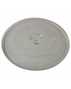Glasplateau magnetron glasplaat 24.5cm Bosch SIEMENS   849