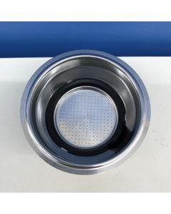 Filter twee kops koffiezetter koffiezetapparaat espresseo origineel Smeg 16023