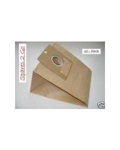 Stofzuigerzak papier 5 stuks TB42 LG 13924