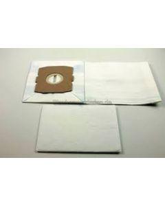 Stofzuigerzak papier 5 stuks + filter  VK240 Vorwerk