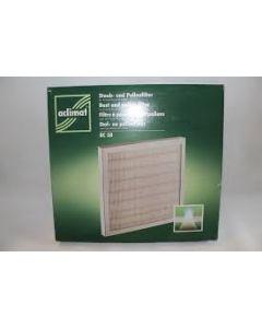 Hepa filter tegen stofdeeltjes en pollen luchtreiniger Aclimat RC50  5418
