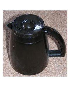 Koffiekan zwart koffiezetter DO412K  Domo 6196