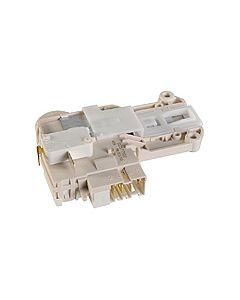 Deurrelais 4 contacten haaks model wasmachine AEG Electrolux Privileg Zanussi 4924