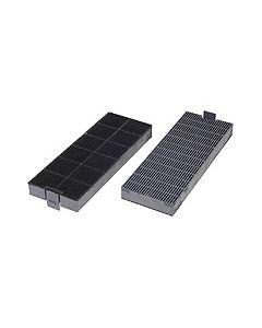 Koolstof filter set a 2 stuks ACC918 afzuigkap 25x9.5 cm Atag Etna Pelgrim 4605