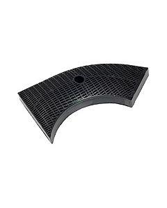 Koolstof filter half rond model ACC922 afzuigkap Atag Pelgrim Etna 4611