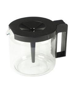 Koffiekan zwart koffiezetter origineel Inventum 1972