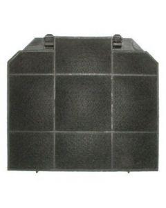 Filter koolstof 26.5 x 23.5cm afzuigkap origineel Smeg 6961