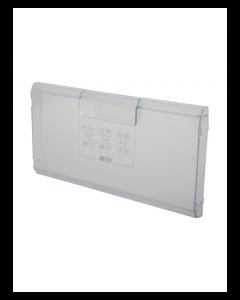 Klep paneel van vrieslade Groot frontpaneel koelkast Siemens Bosch 16320