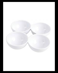 Eierrekje eierrek ei rek voor 4 eieren deurbak koelkast Siemens Bosch 16155