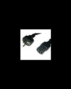 Netsnoer grillapparaat etc.3x1.0 mm2  hittebestendig 2 mtr universeel Rowenta Tefal Seb 14723