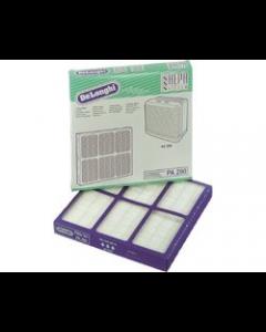 Hepa filter PA290 CH351DEL luchtbehandeling Delonghi 14478