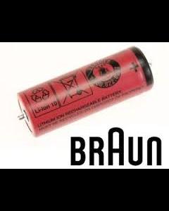Batterij accu 1200 NIMH oplaadbaar UR18500Y scheerapparaat Braun 14861
