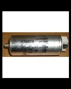 Vervangende Condensator ontstoringsfilter voor 0.47 UF wasmachine / droger origineel Beko Blomberg 14916 x