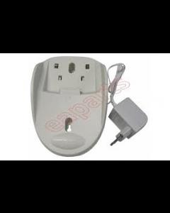 Lader adapter + basis van  Black&Decker 15354