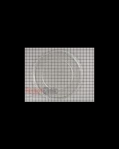 Glasplateau magnetron glasplaat 39.5 cm MF245 SAMSUNG 7496