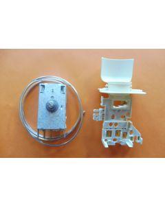 Vervangende Thermostaat + fitting koelkast voor A13 0704 Bauknecht Atag Etna Ignis Ikea Smeg Whirlpool 8644
