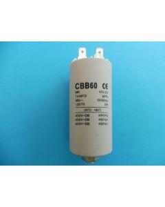 Condensator  aanloop 7x3.5 cm 14UF universeel 299 x