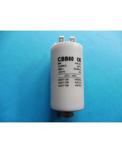 Condensator  aanloop 7x4 cm 16UF universeel 301 x
