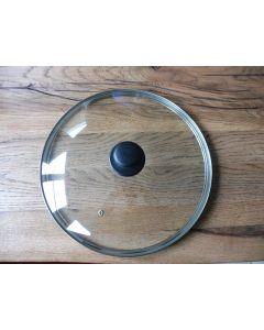 Glazen deksel compleet voor Elektrische wok DO8708W Domo 15304