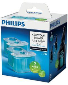 Philips reiniging reiniger cartridge scheerapparaat - 2 stuks 15757