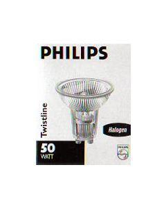 Halogeen Twistline GU10 50W Philips Osram 805