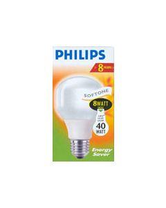 SOFTONE ESAVER 8 YR 8W E27 Philips 807
