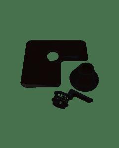 Filter microfilter zeef compleet vaatwasser Miele 2938