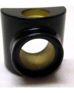 T stuk van kraan voor peilglas voor 40 80 110 kops koffiezetter origineel Daalderop 13959