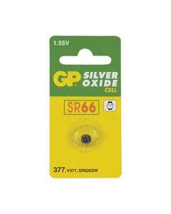 Knoopcel V377 silveroxide origineel GP 3035