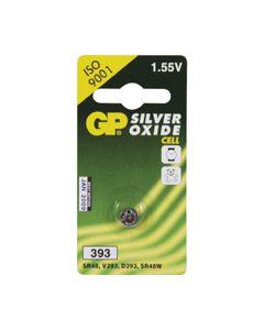 Knoopcel V393 silveroxide origineel GP 3043