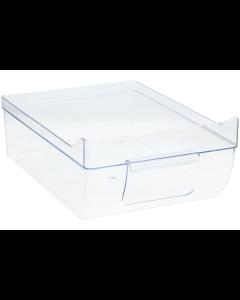 Groentelade lade transparant 360x260x115mm koelkast Smeg 8500