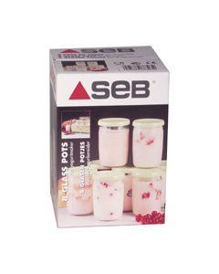 Yoghurtpotjes per 8 stuks maker origineel SEB Calor Tefal 2353